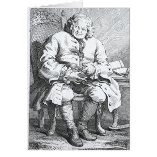 Cartes Portrait de Simon Fraser, seigneur Lovat