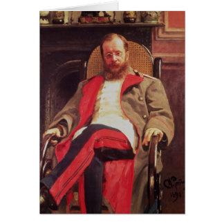 Cartes Portrait de Zesar Kjui, 1890