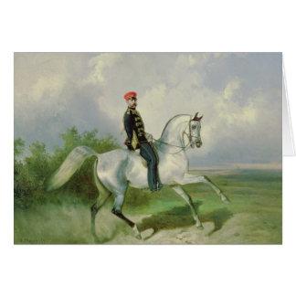 Cartes Portrait d'empereur Alexandre II 1876