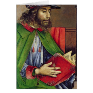 Cartes Portrait du Solon c.1475