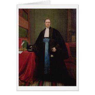 Cartes Portrait d'un avocat dans sa bibliothèque, 1852
