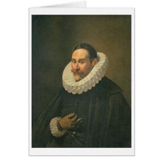 Cartes Portrait d'un monsieur, 1578