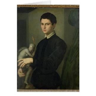 Cartes Portrait d'un sculpteur