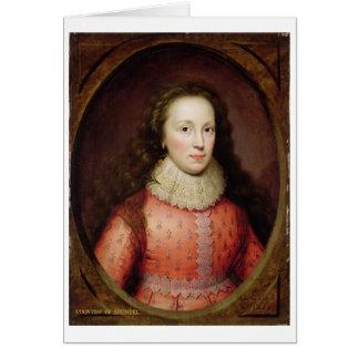 Cartes Portrait d'une femme, traditionnellement identifié