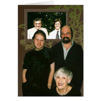 Cartes Portraits de famille