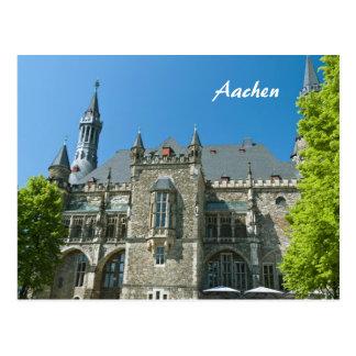 Cartes postales d'Aix-la-Chapelle