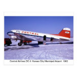 Cartes postales d'avions