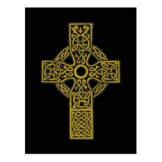 Cartes postales de croix celtique
