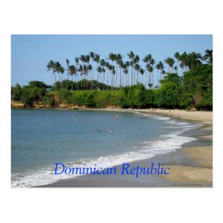 Cartes postales de la République Dominicaine