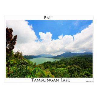 Cartes postales de lac Tamblingan