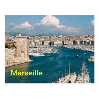 Cartes postales de Marseille