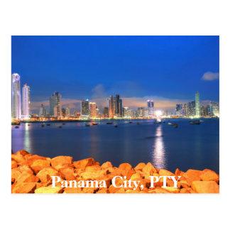Cartes postales de Panamá City, Panama