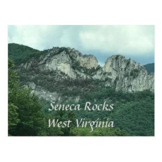 Cartes postales de photo de la Virginie