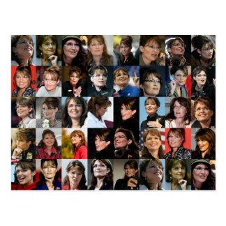 Cartes postales de Sarah Palin