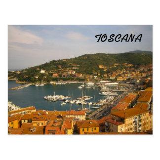 Cartes postales de Toscane