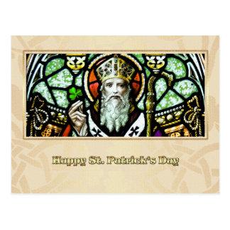 Cartes postales religieuses de bénédictions du