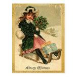 Cartes postales vintages de Joyeux Noël