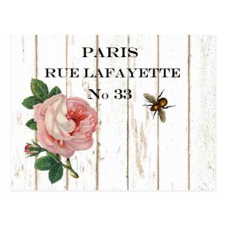Cartes postales vintages de Paris