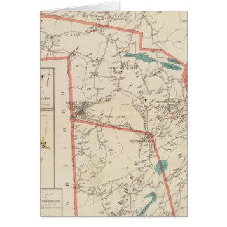 Cartes Poundridge, Lewisboro, villes de N Salem