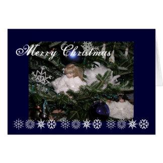 Cartes Poupées de Noël