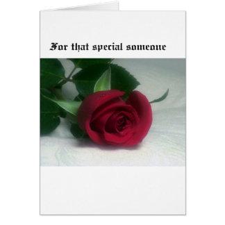 Cartes Pour cela spécial quelqu'un