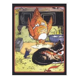 Cartes pour notes animaux d'animal familier carte postale