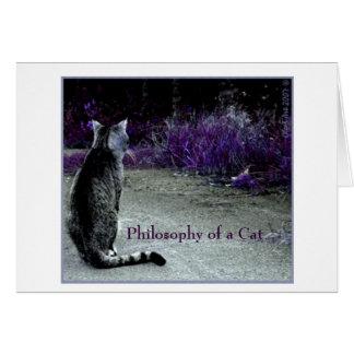 Cartes Pourquoi l'herbe est-elle violette ? meow