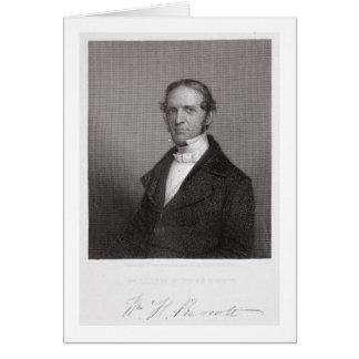 Cartes Prescott de William Hickling, gravé par Thomas B.W
