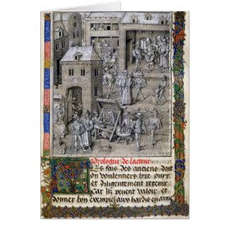 Cartes Présentation du livre à Philippe Le Bon