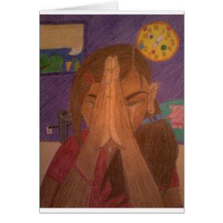 Cartes prière