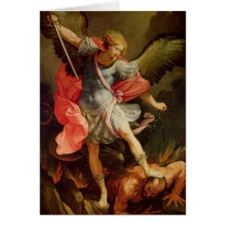 Cartes Prière vers St Michael