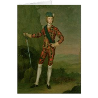 Cartes Prince Charles Edouard Stuart
