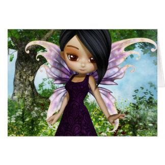 Cartes Princesse féerique Card de Lil