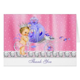 Cartes Princesse Merci