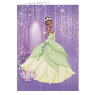Cartes Princesse Tiana