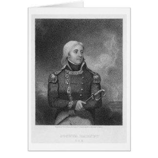 Cartes Prise de bec de Joshua (1759-1818), gravée par J.