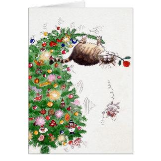 Cartes Problème de Noël