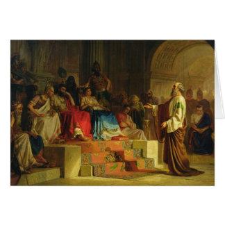 Cartes Procès de l'apôtre Paul