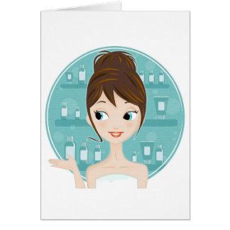 Cartes Produits de spa