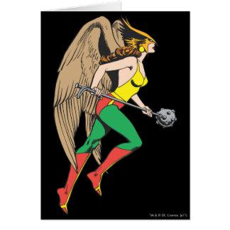 Cartes Profil de Hawkwoman
