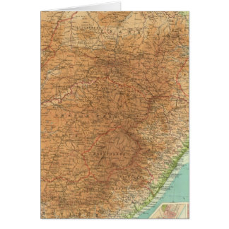Cartes Province de cap, Transvaal, section orientale