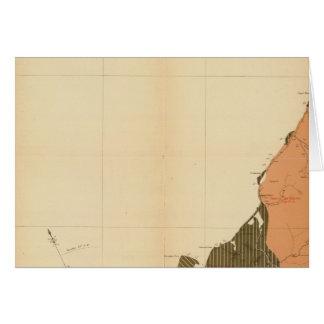 Cartes Province d'île de la Nouvelle-Écosse du Breton 10
