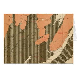 Cartes Province d'île de la Nouvelle-Écosse du Breton 11