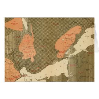 Cartes Province d'île de la Nouvelle-Écosse du Breton 2