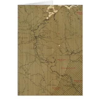 Cartes Province d'île de la Nouvelle-Écosse du Breton 4