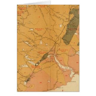 Cartes Province d'île de la Nouvelle-Écosse du Breton 6