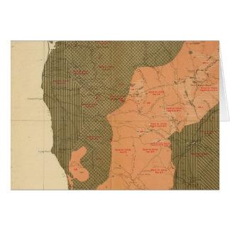 Cartes Province d'île de la Nouvelle-Écosse du Breton 7