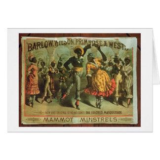 Cartes Publicité par affichage Barlow, Wilson, primevère