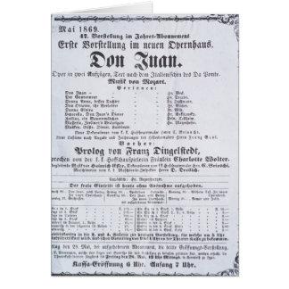 Cartes Publicité par affichage une représentation de 'Don