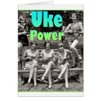 Cartes Puissance d'Uke